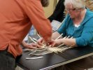 Basket Weaving Workshop 2013