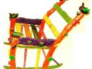 Rocking Chair by Leo Naugler